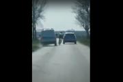 """""""Brawurowy"""" pościg dwóch radiowozów. Policjanci gonili za… rowerzystą"""