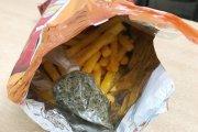 Kupił chipsy od