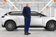 Producent odkurzaczy stworzył... samochód elektryczny