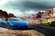 Lamborghini Huracan Evo RWD Spyder. Fura na pogodę dla bogaczy