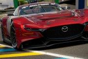 Mazda RX-Vision GT3. Koncept ożył, ale w nietypowy sposób