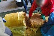 Kokaina w ananasach. Ponad 3 tony o wartości ponad 3 mld złotych