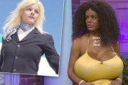 Biała kobieta została czarnoskórą modelką. To dzieje się naprawdę