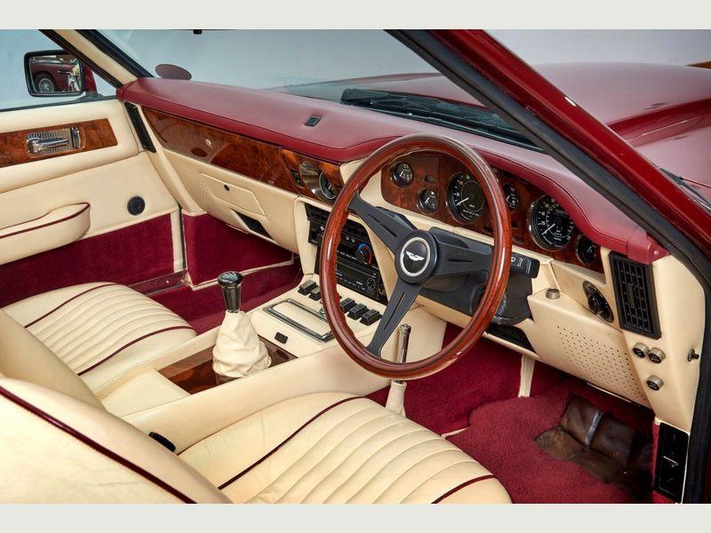 Aston Martin Volante Davida Beckhama