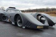 Sprezentuj sobie Batmobil