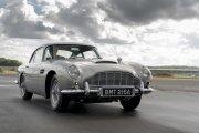 Kultowy samochód Bonda powrócił. Aston Martin wskrzesił legendę