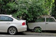 Nowe fury i stare graty. Jakie samochody jeżdżą w różnych częściach Polski