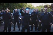 """RaPsy 997, czyli rapujący policjanci. """"Trzymamy za jaja wszystkie mafie w Polsce"""""""