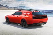 Dodge Challenger inspirowany