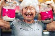 Przypakowana babcia. Joan MacDonald to prawdziwa emerytka-strongmenka