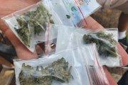 W tym mieście z nieba leciała marihuana