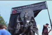 Chcą pomnika Szatana w Szczecinie