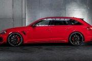 Rodzinna torpeda. Audi ABT RS4–S