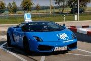 Egzamin na prawko w Lamborghini. Pionierzy z Chojnic