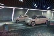 Kultowy Maluch w nowej odsłonie – poznajcie Fiata 126 Vision