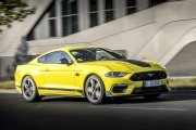 Ford Mustang Mach 1 – najszybsza wersja w Europie
